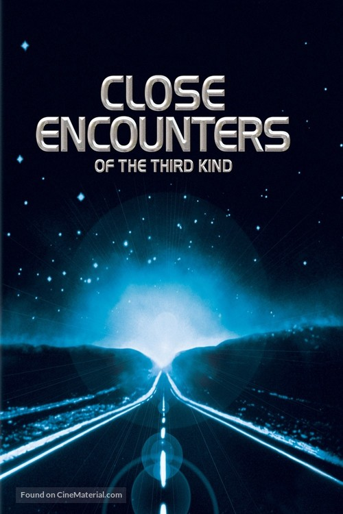 Close Encounters of the Third Kind - DVD movie cover