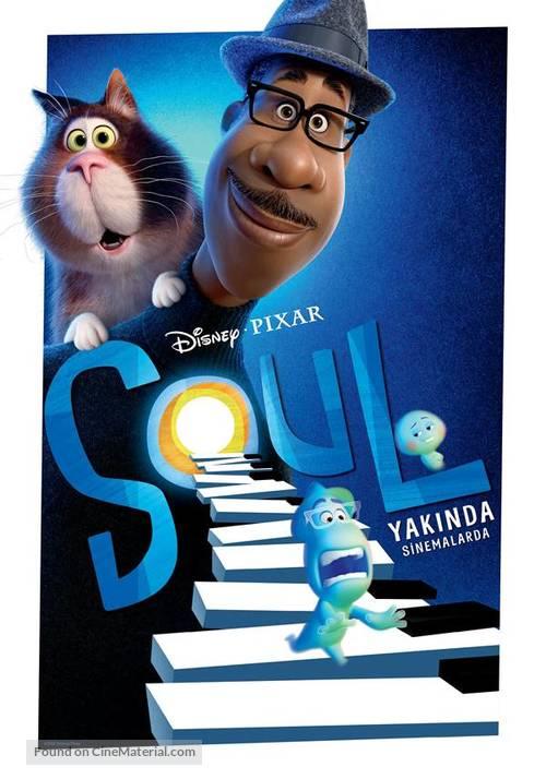 Soul - Turkish Movie Poster