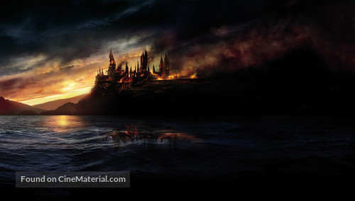 Harry Potter and the Deathly Hallows: Part I - Key art