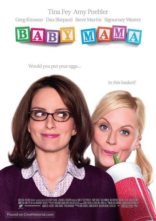 Baby Mama - Movie Poster