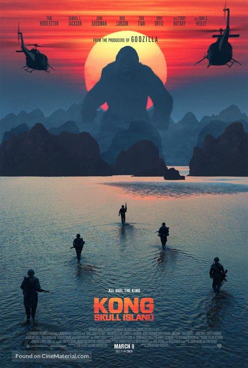 Kong: Skull Island - Philippine Movie Poster