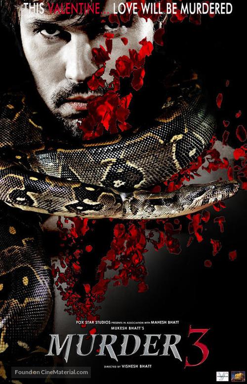 Murder 3 - Indian Movie Poster