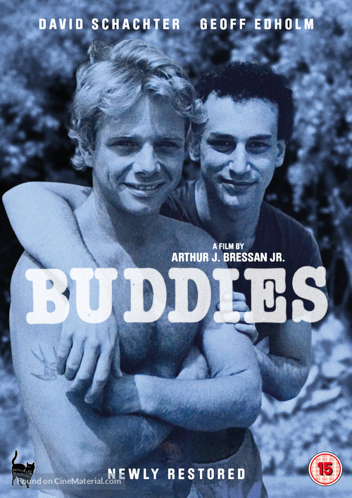 Buddies - British Movie Cover