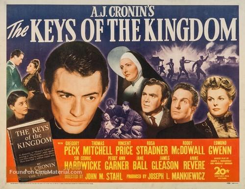 The Keys of the Kingdom - Movie Poster
