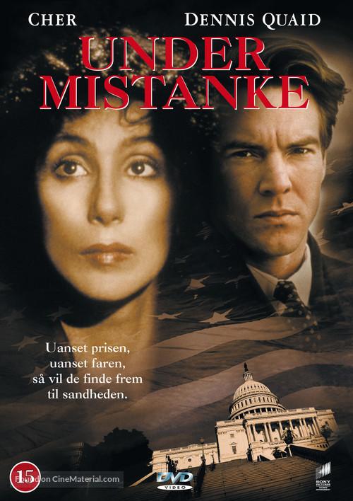 Suspect - Danish DVD movie cover