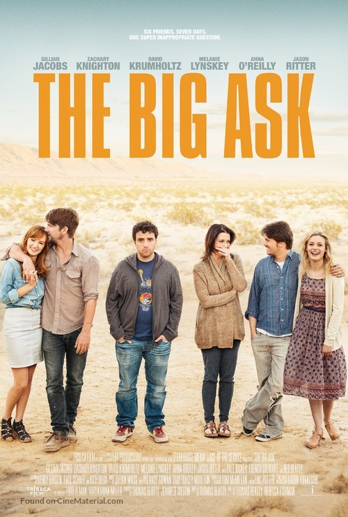 The Big Ask - Movie Poster