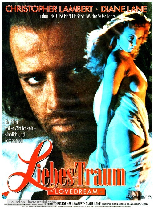 Love Dream - German Movie Poster