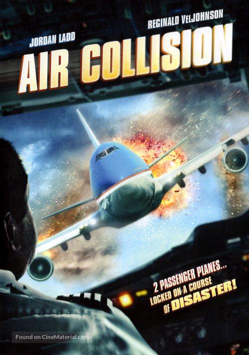 Air Collision - DVD movie cover