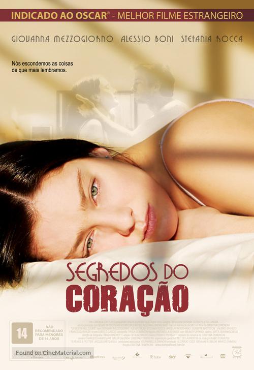 Bestia nel cuore, La - Brazilian Movie Poster