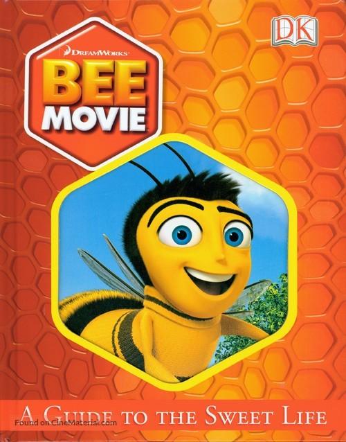 Bee Movie 2007 Movie Cover