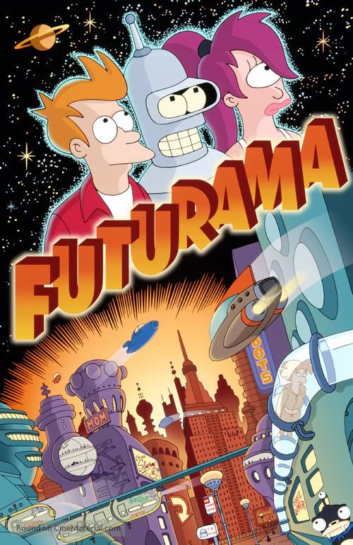 """""""Futurama"""" - Movie Poster"""