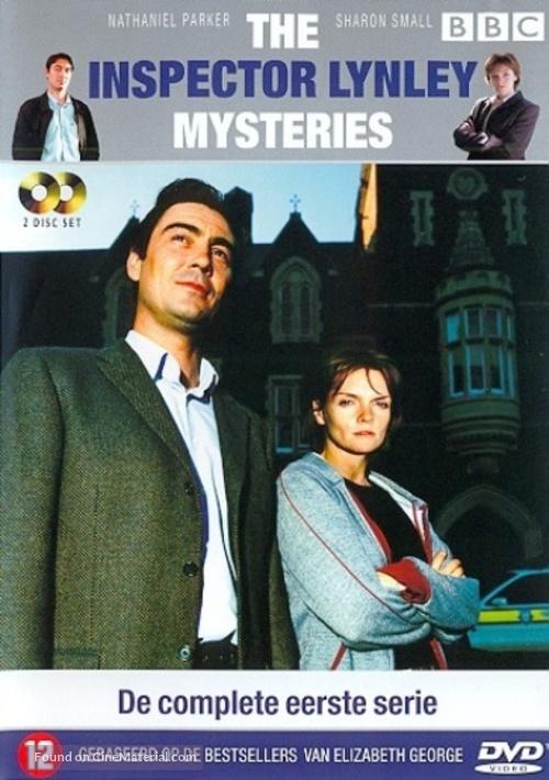 """The Inspector Lynley Mysteries"" - Dutch DVD movie cover"