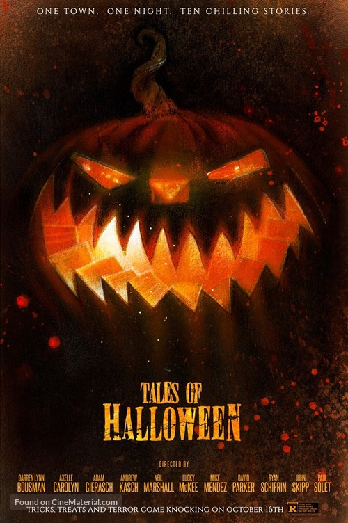 Tales of Halloween - Movie Poster