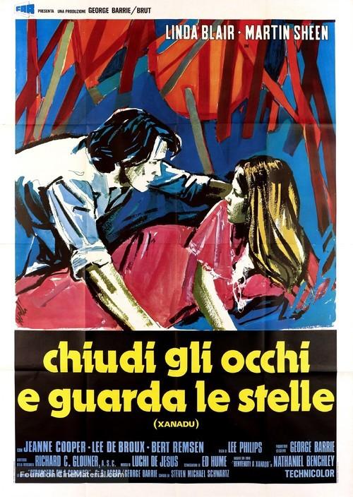 Sweet Hostage - Italian Movie Poster