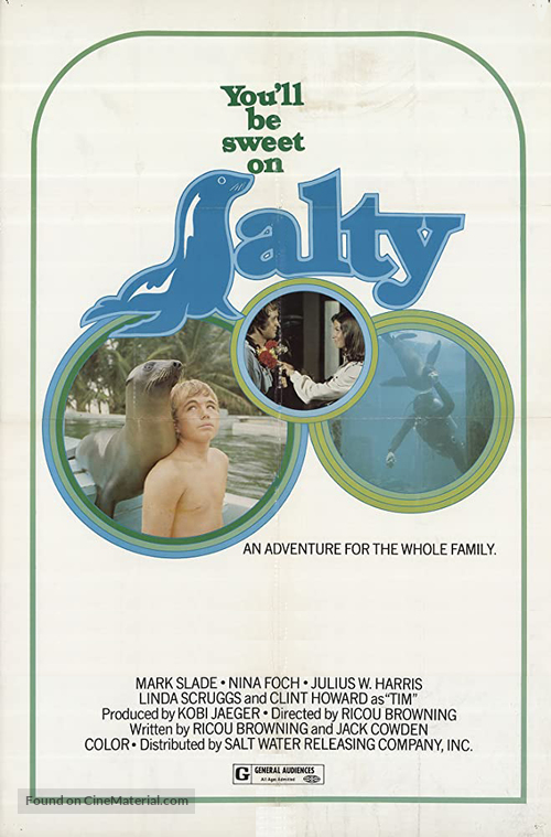 Salty - Movie Poster