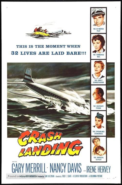 Crash Landing - Movie Poster