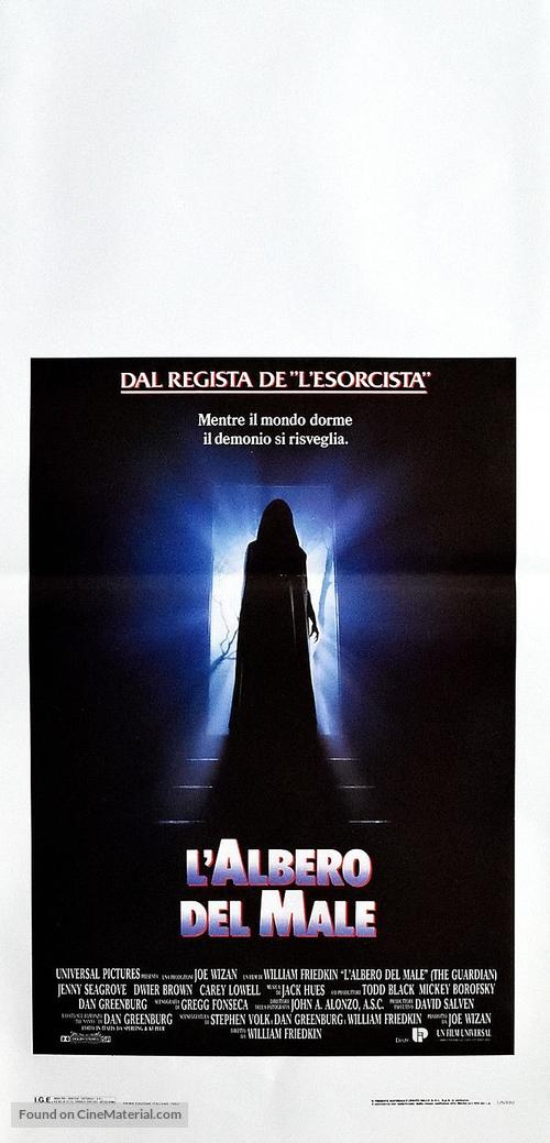 The Guardian - Italian Movie Poster