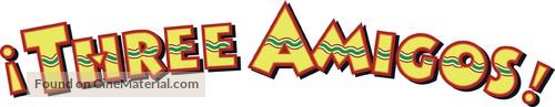 Three Amigos! - Logo