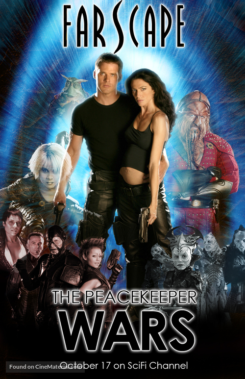"""Farscape: The Peacekeeper Wars"" - Movie Poster"