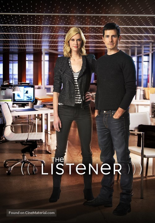 """""""The Listener"""" - Canadian Movie Poster"""