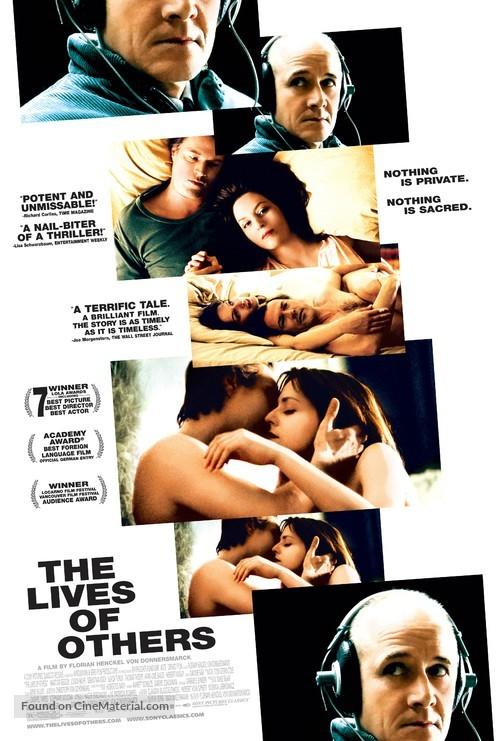 Das Leben der Anderen - Movie Poster