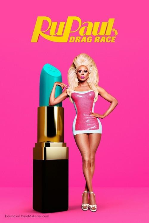 """RuPaul's Drag Race UK"" - British Movie Cover"