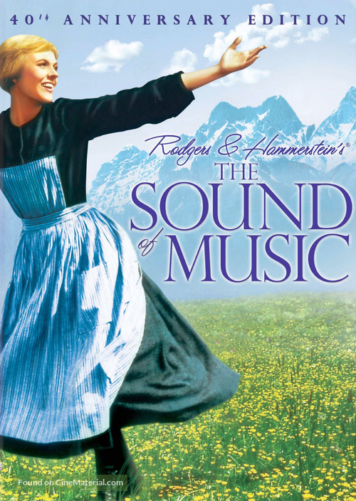 The Sound of Music - DVD cover