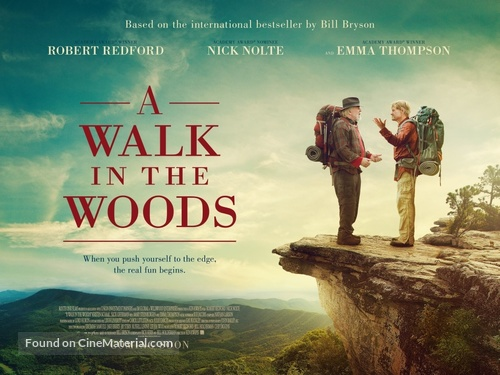 A Walk in the Woods - Movie Poster