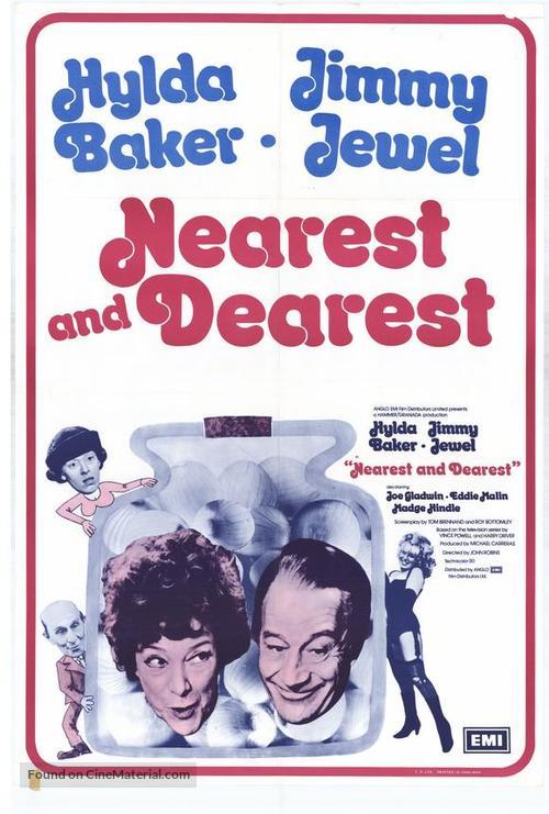 Nearest and Dearest - British Movie Poster