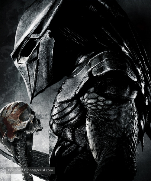 Predators movie poster 2018
