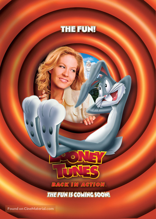 Looney tunes back in action full movie