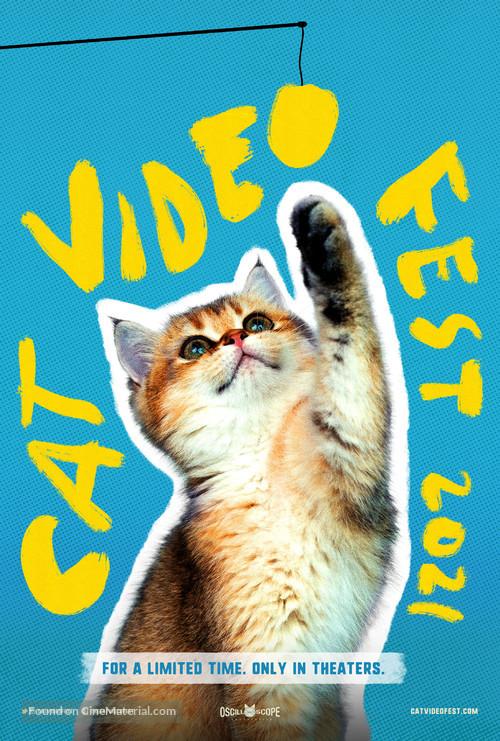 CatVideoFest 2021 - Movie Poster