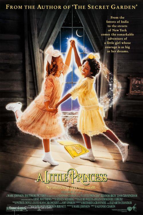 A Little Princess - Movie Poster