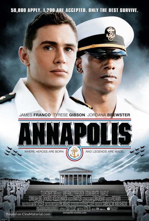 Annapolis - Movie Poster