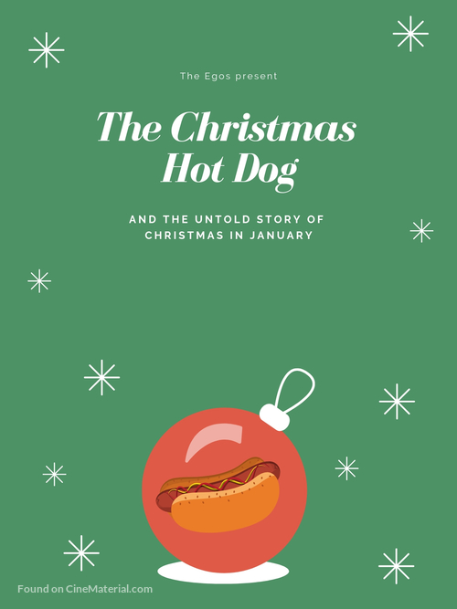 The Christmas Hot Dog - Movie Poster