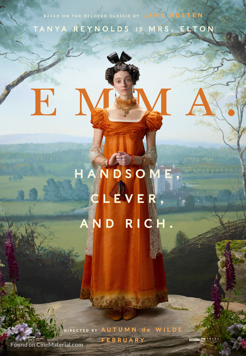 Emma - Movie Poster