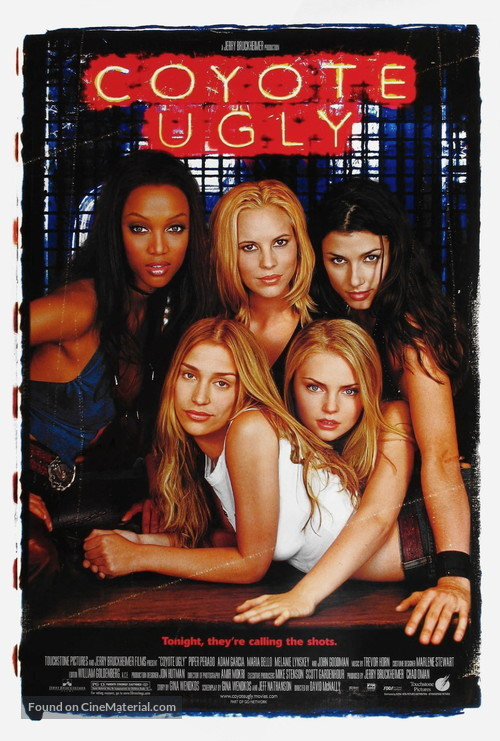 Coyote Ugly - Movie Poster