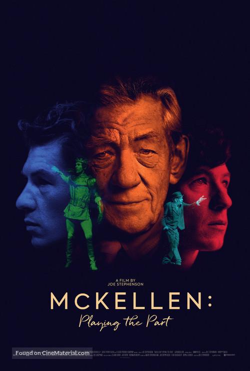 McKellen: Playing the Part - British Movie Poster