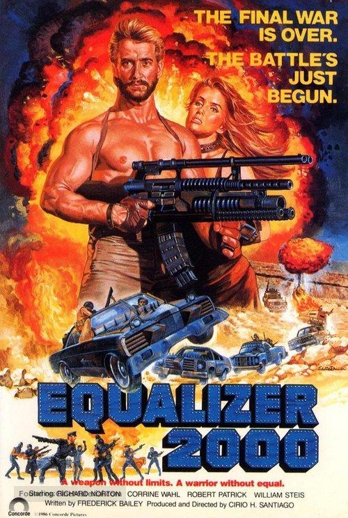 Equalizer 2000 - Movie Poster