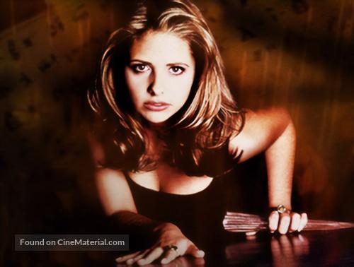 """Buffy the Vampire Slayer"" - Key art"