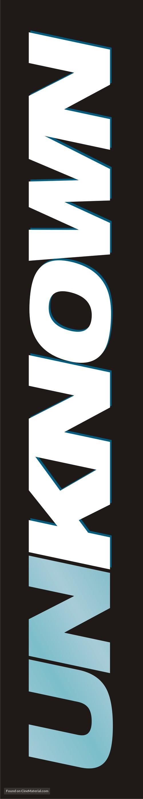Unknown - Logo
