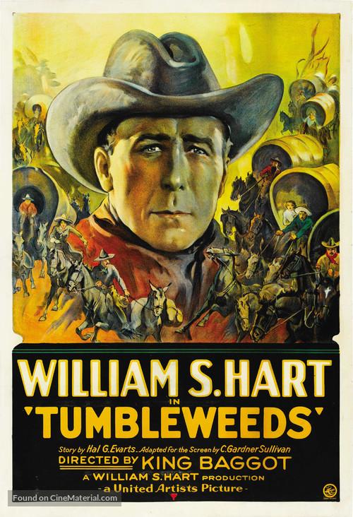 Tumbleweeds - Movie Poster