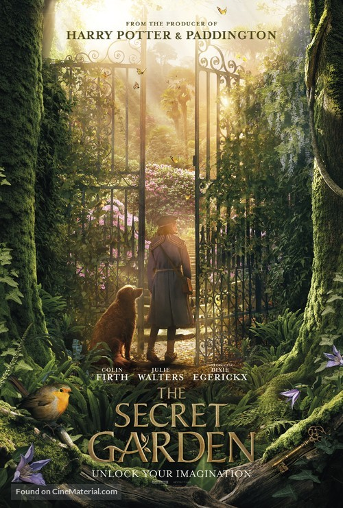 The Secret Garden - British Movie Poster