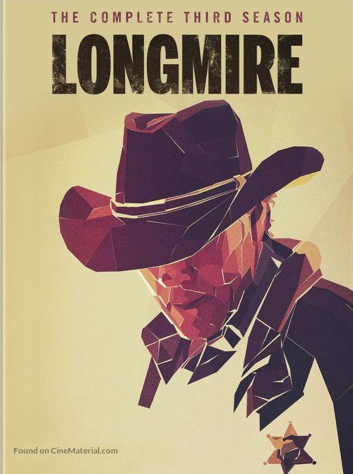 """Longmire"" - DVD movie cover"