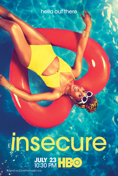 """""""Insecure"""" - Movie Poster"""