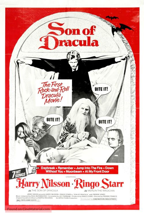 Son of Dracula - Movie Poster
