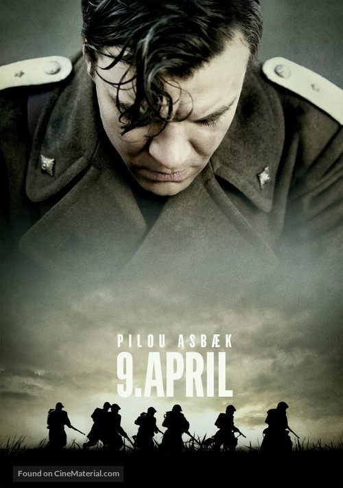 9. april - Danish Movie Poster