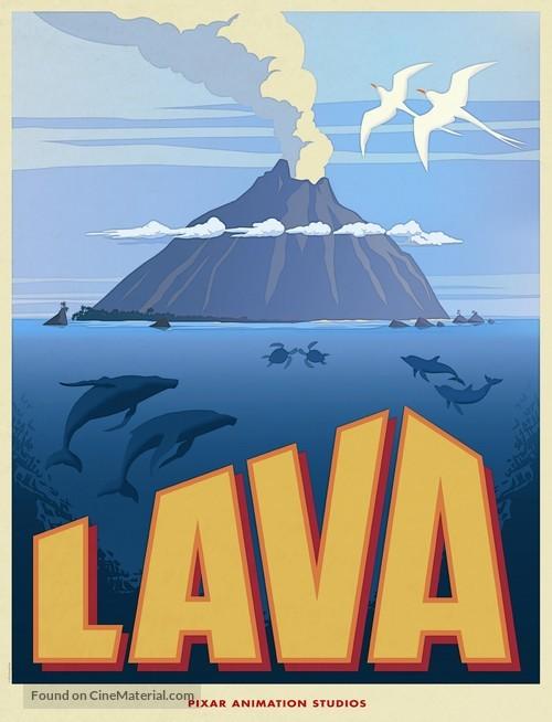 Lava - Movie Poster