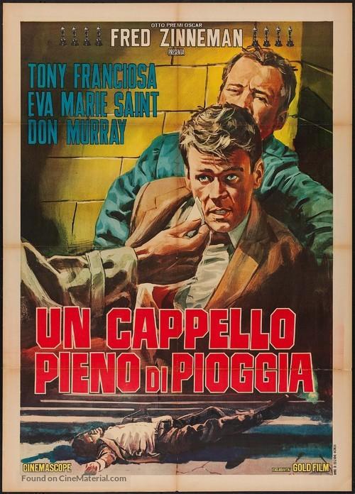 A Hatful of Rain - Italian Movie Poster