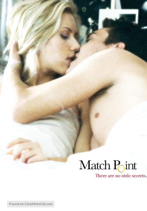 Match Point - Movie Poster